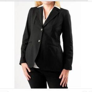 🆕 Motherhood Maternity Black Blazer Size S